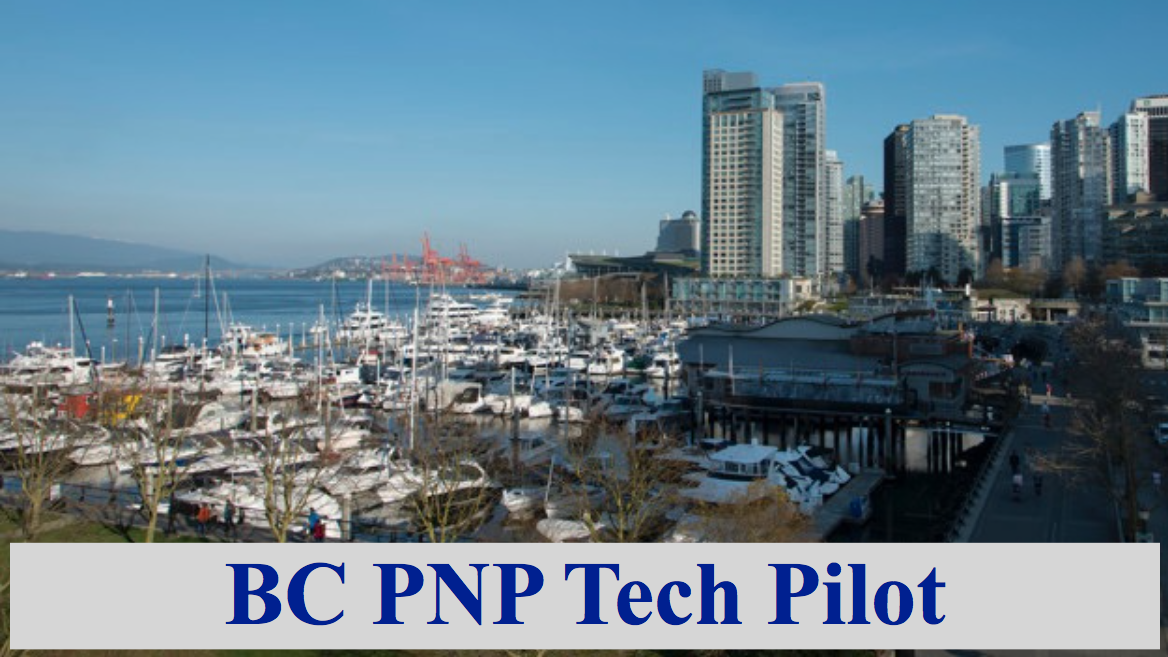 British Columbia Provincial Nominee Program (BC PNP)