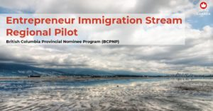 Entrepreneur Immigration Stream Regional Pilot (BCPNP) | Stepwise Immigrations Canada
