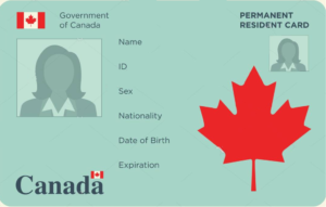 Demo Canada Permanent Resident Card | Stepwise Immigrations Canada