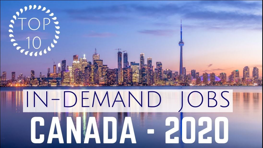 What jobs are in demand in Canada? Or What are the highest paid Jobs in Canada? Or What are highly paid jobs in Canada? Or What skilled workers are needed in Canada?
